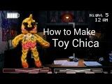 Rainbow Loom   FNaF 2   Toy Chica!