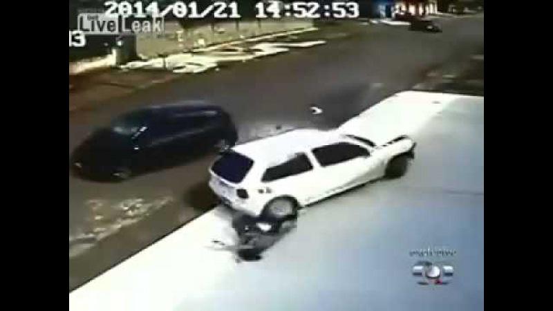 аварии пешеход жесть срочно смотреть видео ужис Olohim asrasin *(