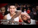 Jeremy Lin Full Highlights 2015.02.22 vs Celtics - 25 Pts, 6 Assists, LINSANITY Like!