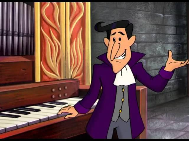 Серия 7 - Мультфильм - Маленький Моцарт/ Little Amadeus 07/ Слухи