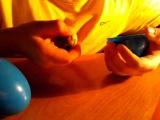 Фокус с яйцом