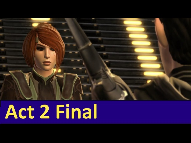 SWTOR Jedi Consular Story Act 2 FINAL Children of The Emperor
