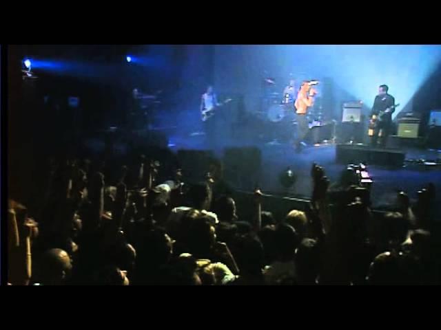 Dave Gahan Paper Monsters Tour Paris L'Olympia 4 5 07 2003