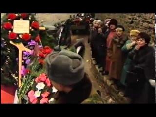 Прощание с десантниками 6 роты. 14 марта 2000 года. Вечевая площадь Псковского Кремля