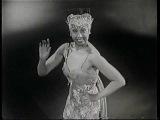 Josephine Baker TV Germany 50's Tomatoes and ChaChaCha