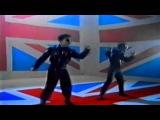 КАР МЭН - ЛОНДОН ПРОЩАЙ(Kar Men - London Goodbay)VHSRip
