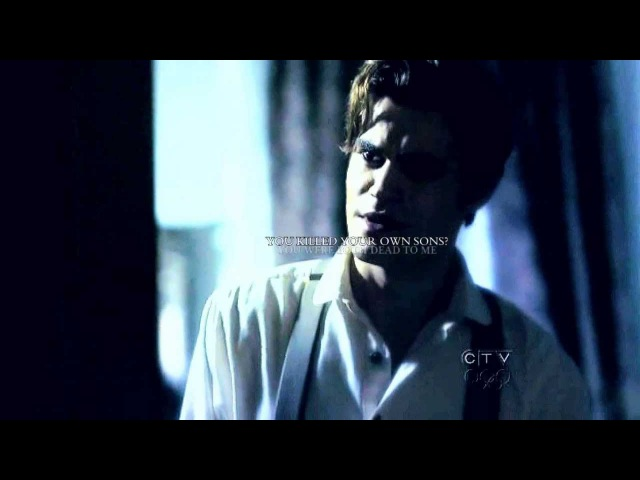 ► Stefan Salvatore   That Will Be Your Curse [TCSC]