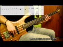 Lesson 7: Staccato Lvl.1 (Bass Exercise) (Play Along Tabs In Video)
