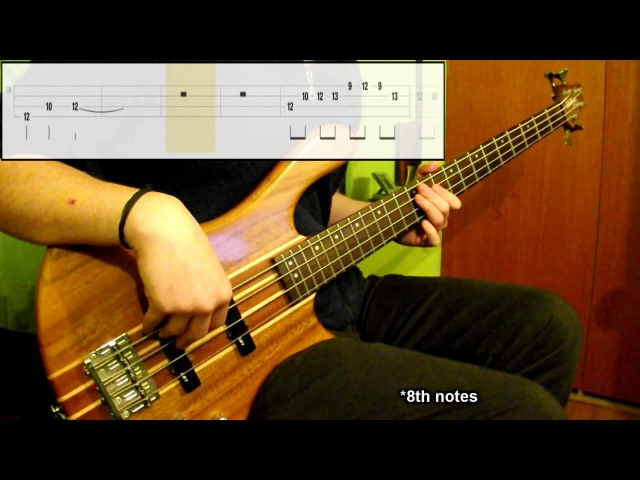 Lesson 10: Minor Blues Scale, All Positions (Bass Exercise) (Play Along Tabs In Video)
