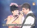 Ирина Понаровская &amp Сосо Павлиашвили - Ты и я 2001