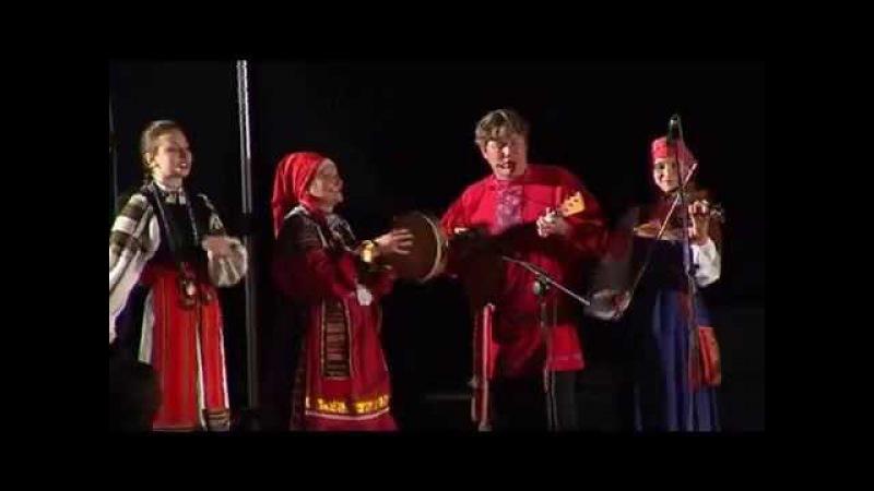 Światowy Przegląd Folkloru INTEGRACJE - koncert finałowy - Rosja 1