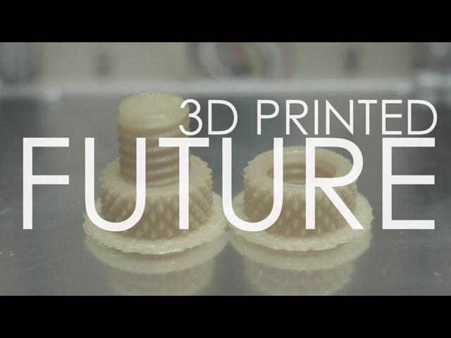Our 3D Printed Future ft. FlashForge Creator (Hyperlapse)