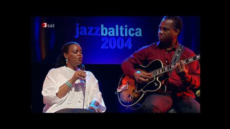 Dianne Reeves Russell Malone - You've got a friend