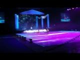 Евгения Рябцева- С неба( выступление на шоу