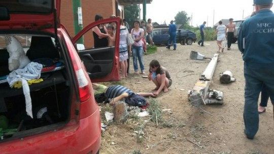 В  Татарстане произошла жуткая авария!