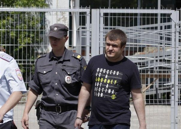 Убийца-Криворучко попросил освободить его из под стражи