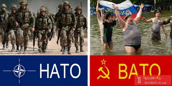 В РФ грозят дать военно-технический ответ на наращивание сил НАТО в Европе - Цензор.НЕТ 5840