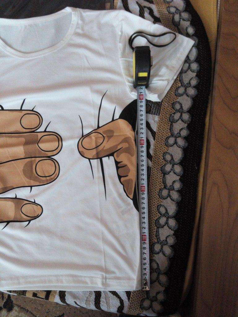 Aliexpress: Обзор целого вороха прикольных футболок.