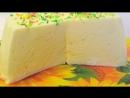 Десерт Суфле «Птичье Молоко» кулинарный видео рецепт