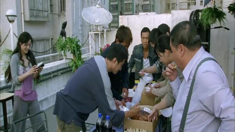 Горячая Точка Flash Point Dou Fo Sin 2007 HD