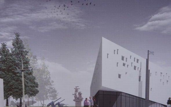 Новое здание музея Дорога Жизни построят к началу сентября
