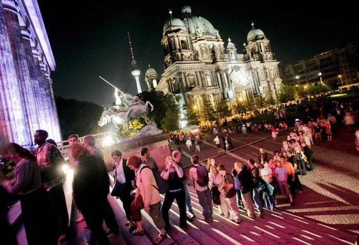Более двух тысяч музеев примут участие во всероссийской акции Ночь музеев