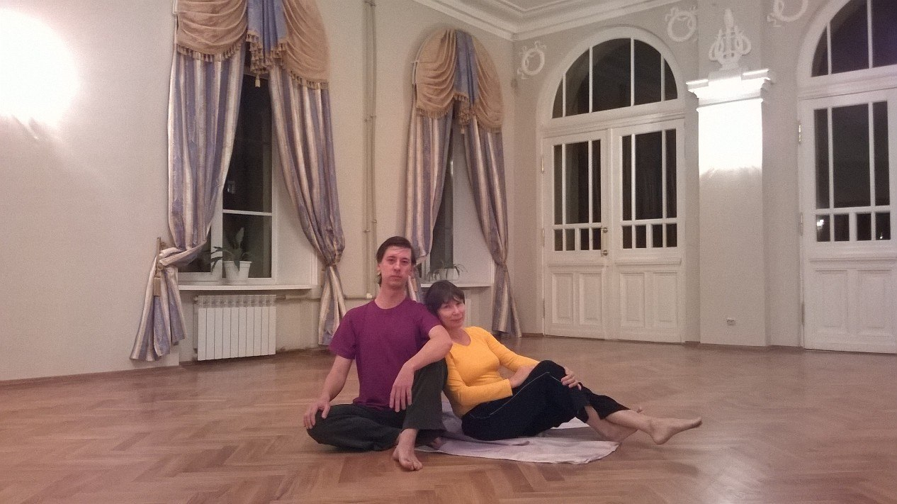 Белояр. Сергей и Тамара Пономаревы
