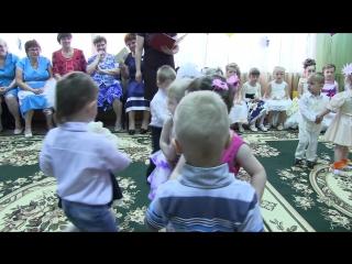 О том, как Лерочкина группа отправляла в школу выпускников детского сада