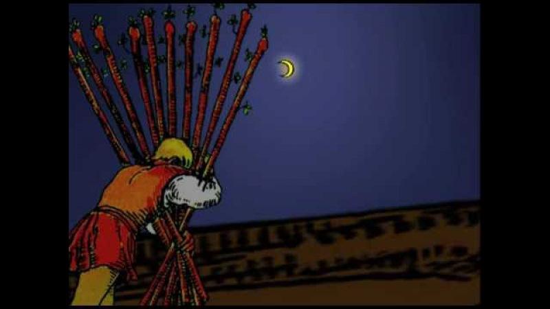 Tarot - Animated Music Video - Break the Spell