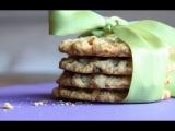 Рецепт овсяного печенья с изюмом. Простые рецепты