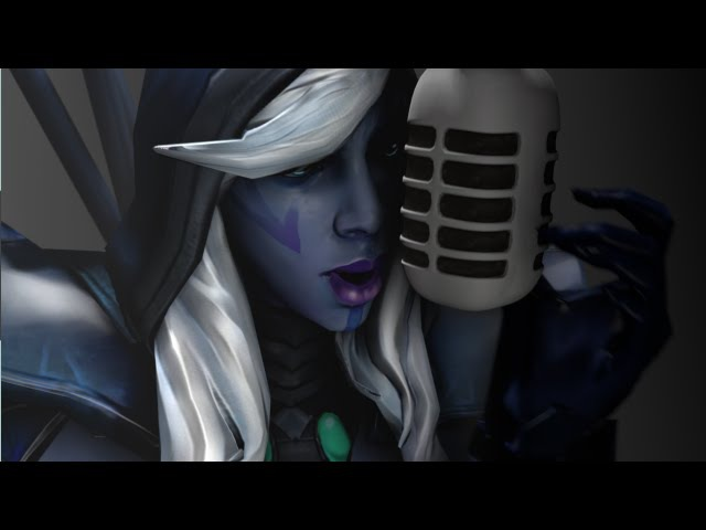 Drow Ranger Song by MbICb | SFM Machinima