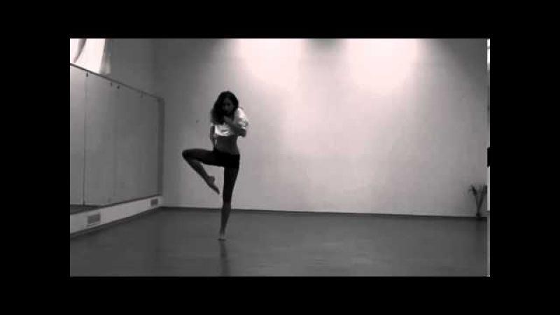 Marina Moon. Contemporary dance. Beyoncé-Broken-Hearted Girl