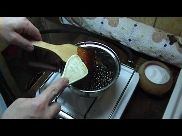 Карамелизация (для домашнего коньяка), самодельная карамель