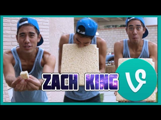 Гений видео монтажа - Zach King utybq dbltj vjynf;f - zach king
