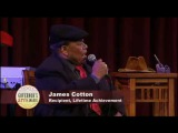 James Cotton receives Mississippi Arts Commission Governor's Arts Award