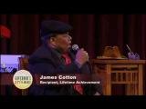 James Cotton receives Mississippi Arts Commission Governor's Arts Award