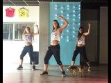 I dont like it, I love it - Robin Thicke &amp Flo Rida - Easy Dance Fitness Choreography