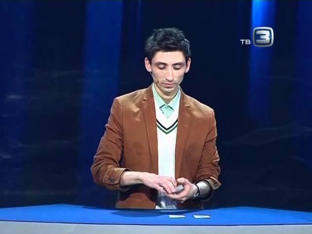 Игорь Овсейчик Удиви меня 3 сезон Выпуск от 12 05 12