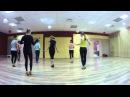 Бачата женский стиль Урок Cвязка под счет Dance Center Черкаси
