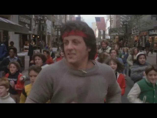 Rocky Balboa All Training Scenes HD