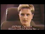 Denise Crosby Star Trek The Next Generation Pre Air Interview