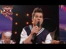 Дмитрий Бабак - Umbrella - Элвис Пресли - Х-фактор 5 - Пятый прямой эфир - 06.12.2014