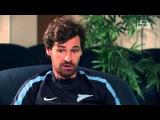 Exclusive:Интервью главного тренера Зенита:Андре Виллаш-Боаш для канала Наш Футбол
