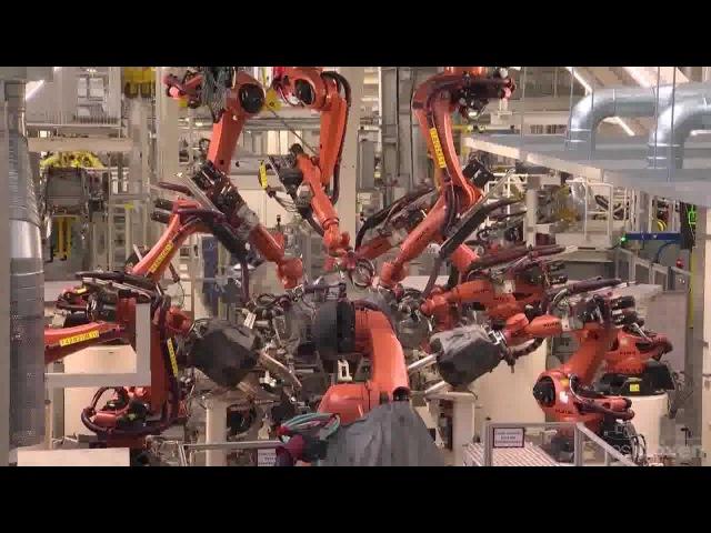 VW Golf 7 Produktion Wolfsburg 2013 [HD] [Volkswagen Golf Mk 7 factory Wolfsburg]