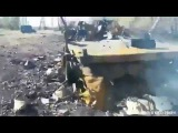 Разбитые Украинские позиции на Донбассе /Петушина сьемка /Война на Донбассе