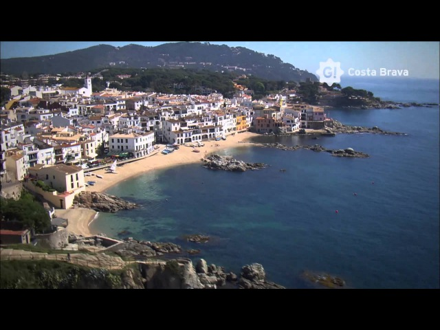 Коста Брава, Каталония Испания / Costa Brava, Catalonia (Spanish).