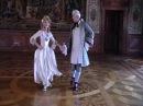 Baroque Dance - L'Allemande