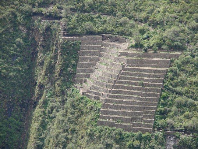 Чокекирао - заброшеный город инков