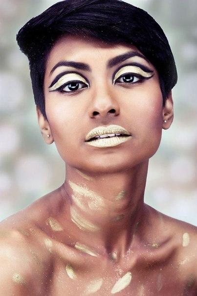 Model: Anushka Abraham HMUA: Sana Kamran Photographed by: Joshy George Photography   Joshy George Shot at Creative Center Studio - Bg9dyqUHol0