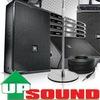UPsound - звуковое оборудование в Украине.